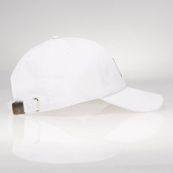 Czapka strapback Mass Denim Sport Cap Base white SS 2017