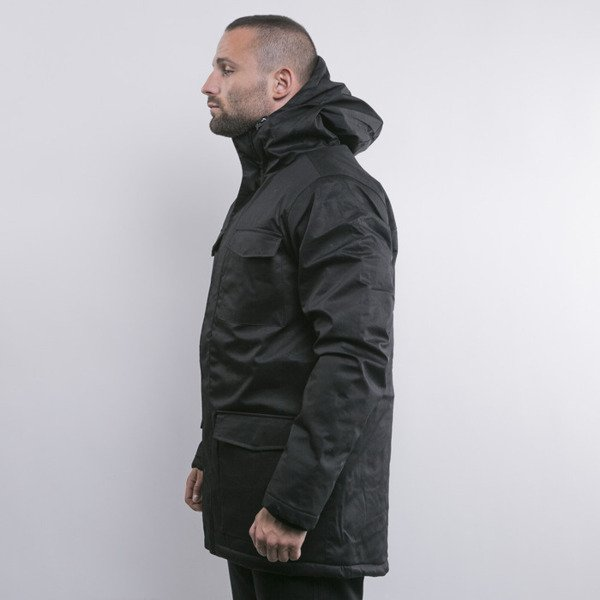 Iriedaily kurtka Come What May Parka black