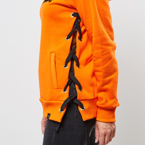 Jungmob bluza Wet String orange