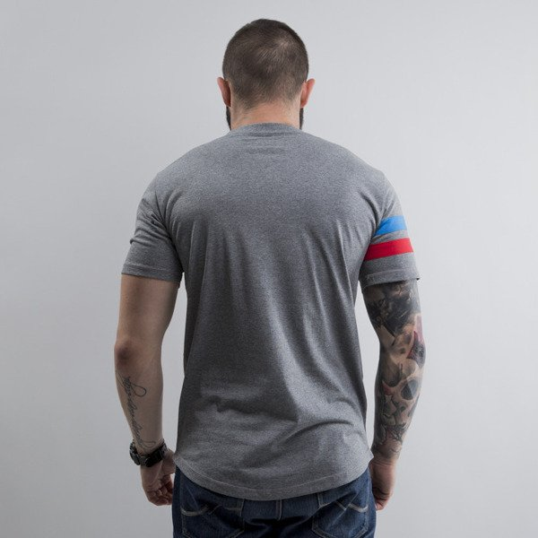 KOKA koszulka t-shirt Pistons heather grey