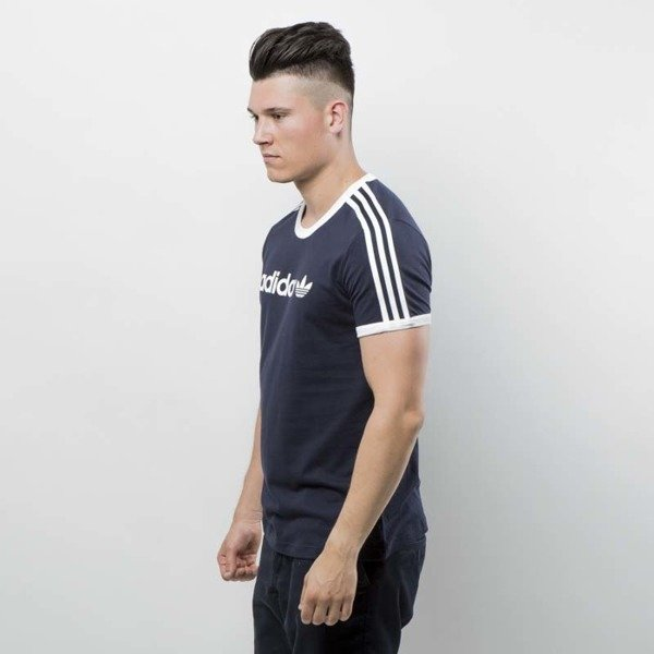 Koszulka Adidas Originals Linear Trefoil Tee legend ink BR4326