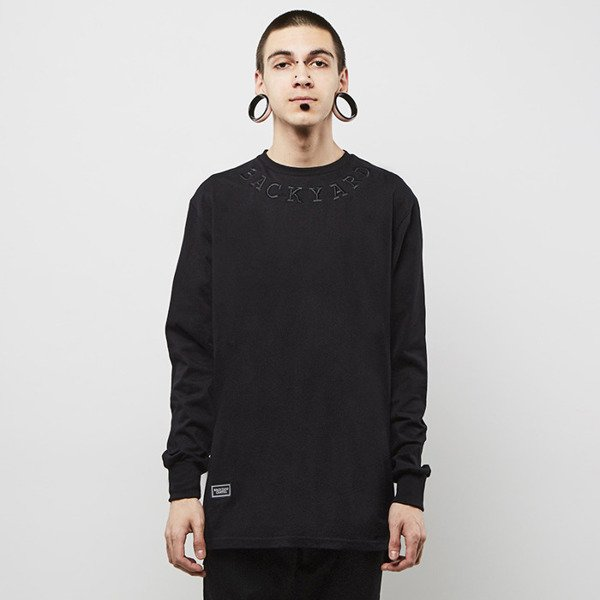 Koszulka Backyard Cartel Longsleeve Shadow black SS2017
