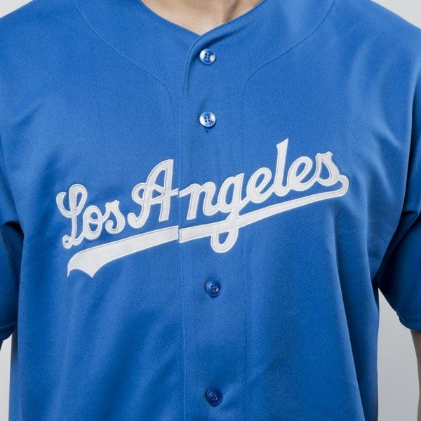Koszulka Majestic Athletic MLB Replica Jersey Los Angeles Dodgers blue