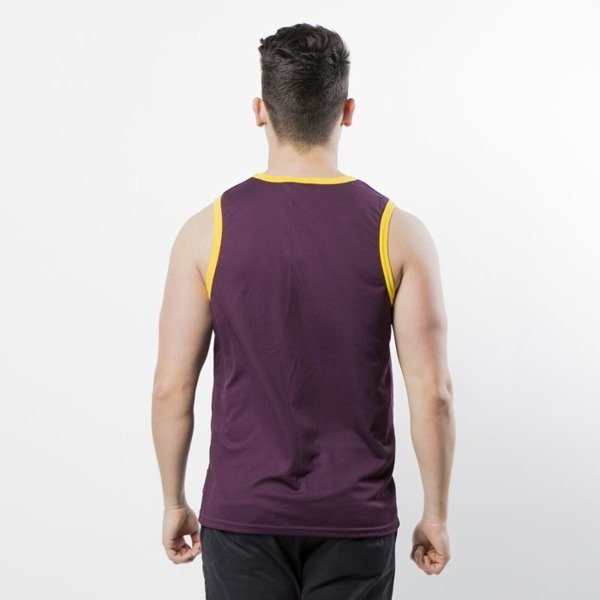 Koszulka Majestic Athletic Renfew Polyester Mesh Vest Pittsburgh Penguins plum MAN1458PM