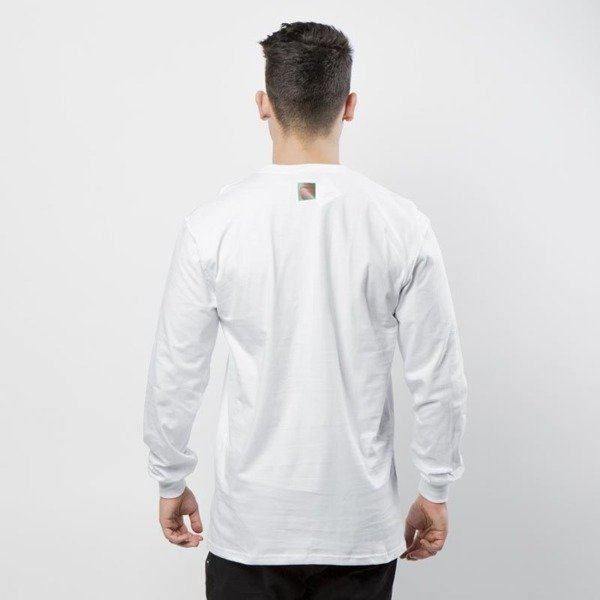 Koszulka Mass Denim Longsleeve Cream white QUICKSTRIKE