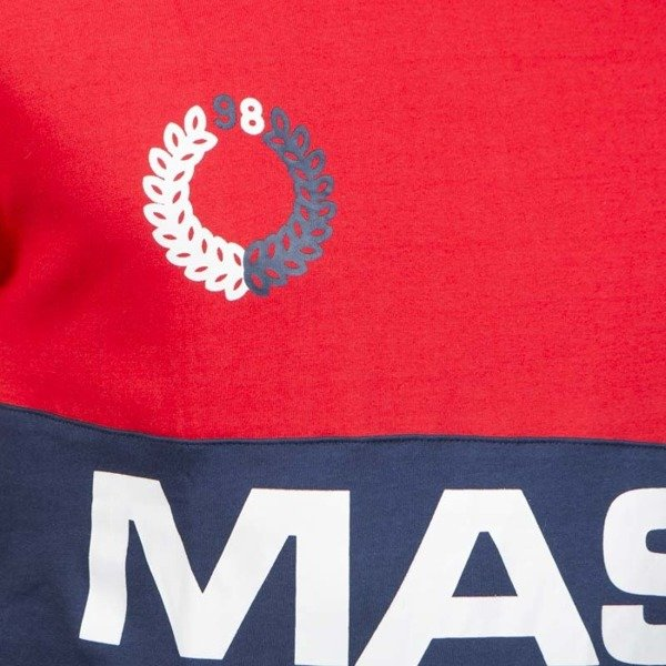 Koszulka Mass Denim Meeting T-shirt red