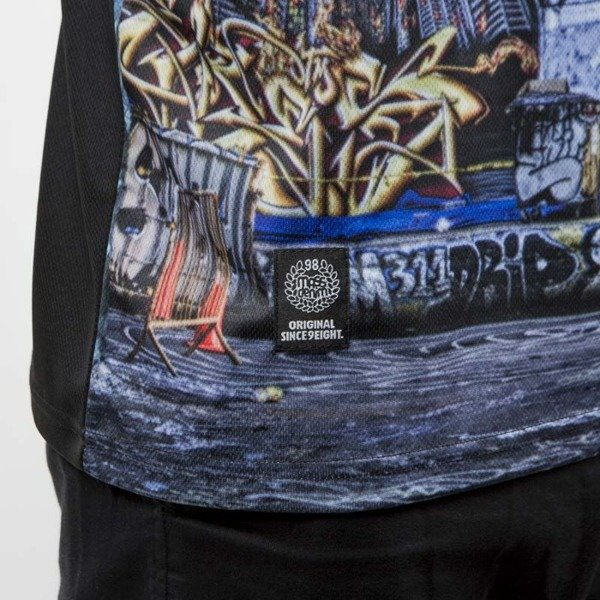 Koszulka Mass Denim Tank Top R.I.P. 5Pointz multicolor SS 2017