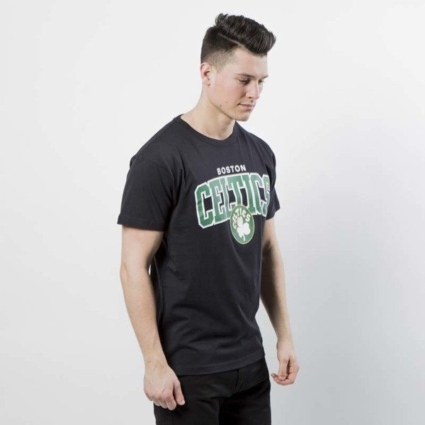 Koszulka Mitchell & Ness t-shirt Boston Celtics black Team Arch