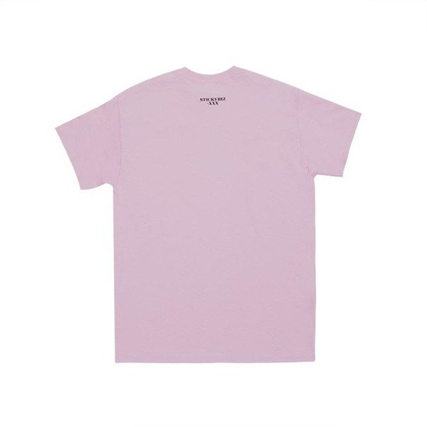 Koszulka StickyBiz T-Shirt Cry Baby light pink