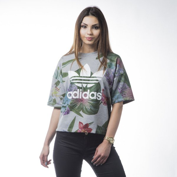 Koszulka t-shirt Adidas Originals Train Box Tee (AJ8889)