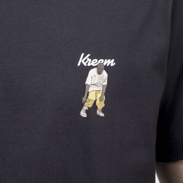 Kreem koszulka t-shirt YZY Dance black / multicolor 9161-2506/0900