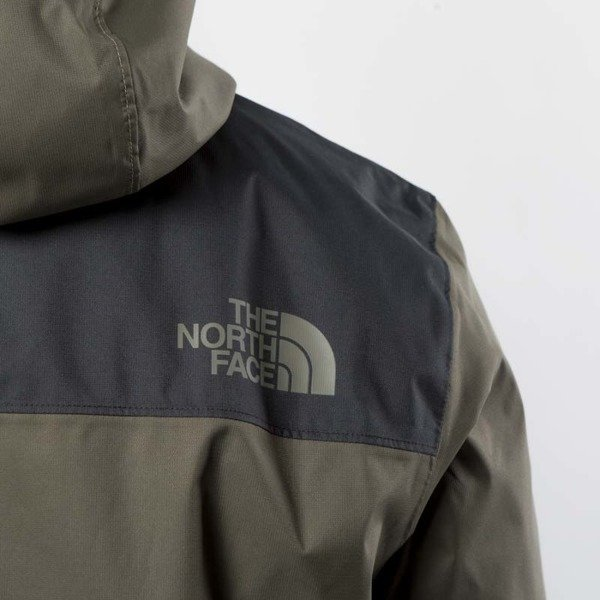 Kurtka The North Face M 1990 Mountain Q Jacket tnf black / new taupe green T92S51TY1