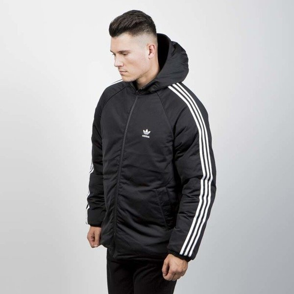 Kurtka Zimowa Adidas Originals SST Down Hood black