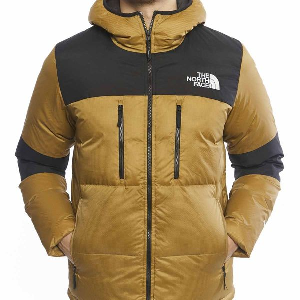 Kurtka zimowa The North Face Him Ligt Down Hood british khaki