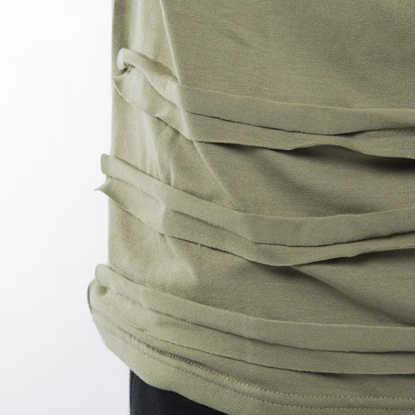 Longsleeve Urban Flavours Mental Extended olive