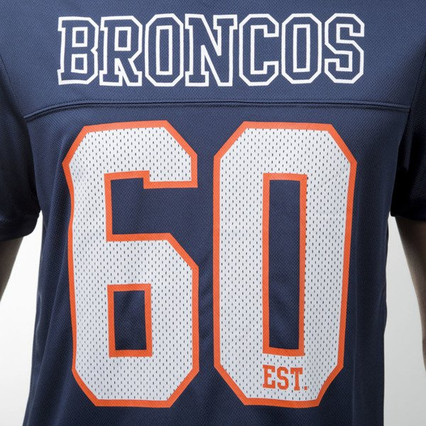 Majestic Athletic koszulka Puerco Poly Players Jersey Denver Broncos navy MDB2375ND
