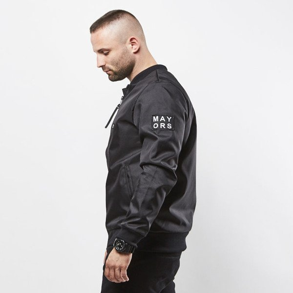 Majors kurtka Bomber Mayors black