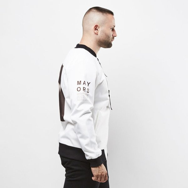 Majors kurtka Bomber Mayors white