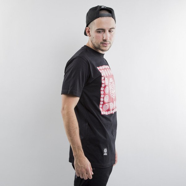 Mass Denim koszulka t-shirt Many black