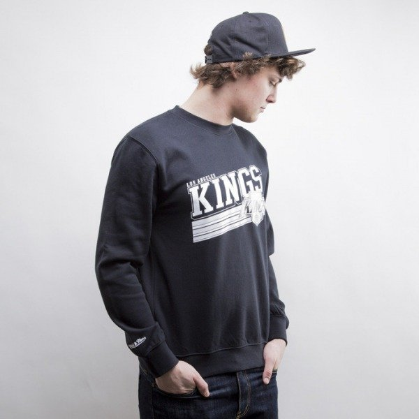 Mitchell & Ness bluza Los Angeles Kings black Race To The Finish