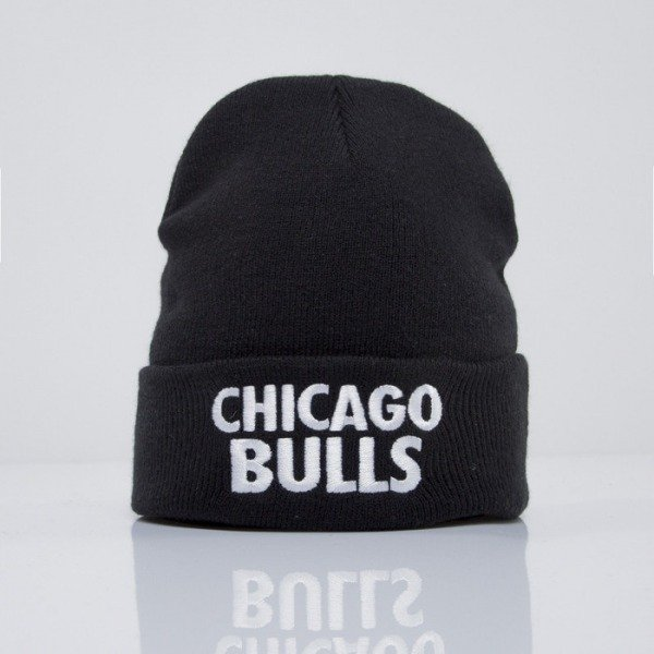 Mitchell & Ness czapka Chicago Bulls black Headline EU253