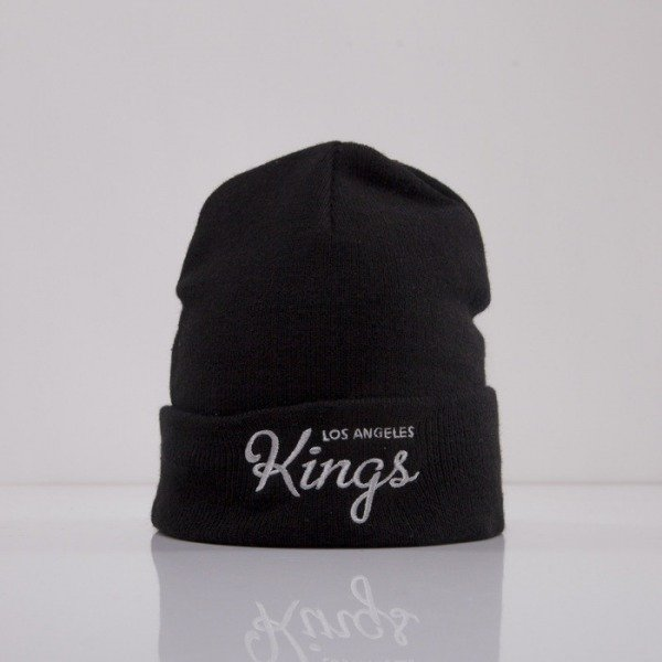 Mitchell & Ness czapka Los Angeles Kings black Team Talk EU175