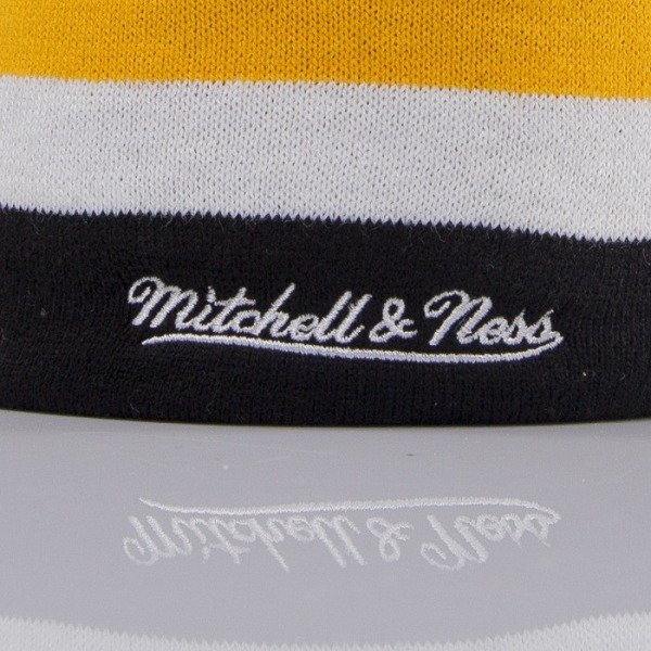 Mitchell & Ness czapka Pittsburgh Penguins black Boost Team Color Long KL87Z