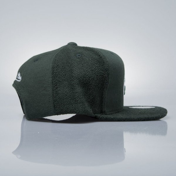 3c9174f9fcdde ... Mitchell   Ness czapka snapback Boston Celtics green VV32Z TONAL  TEXTURE FRENCH TERRY ...
