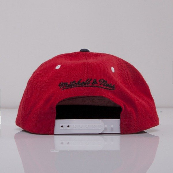 Mitchell & Ness czapka snapback Detroit Red Wings red NY56Z