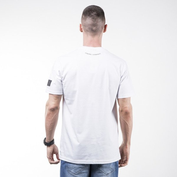 Nervous t-shirt koszulka Back To white