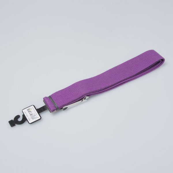 New Era pasek Belt Logo purple