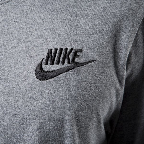 Nike kosulka t-shirt Embrd Futura heather grey (644315-091)