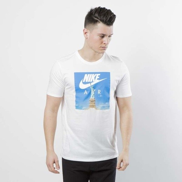 Nike koszulka t-shirt NSW AIR 1 white 892155-100