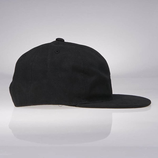 Obey czapka New Deal 6 Panel Hat black
