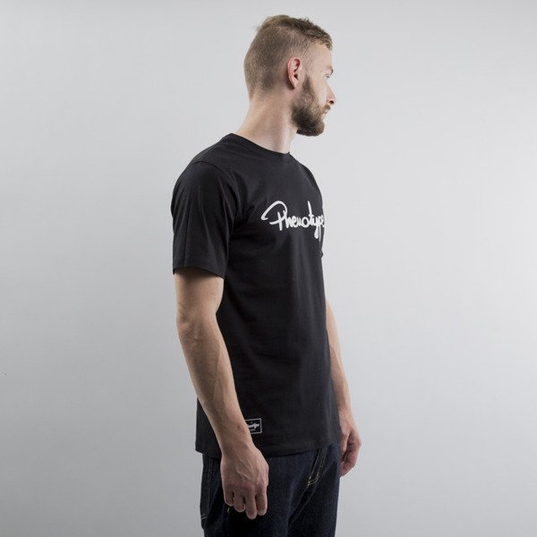 Phenotype koszulka t-shirt Pheno Logo black