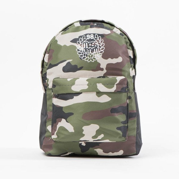Plecak Mass Denim Bacpack Base woodland camo