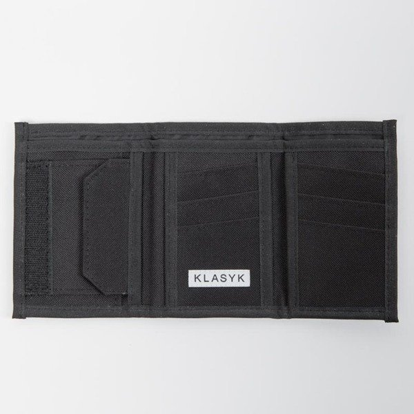 Portfel Prosto Klasyk Wallet Outline black