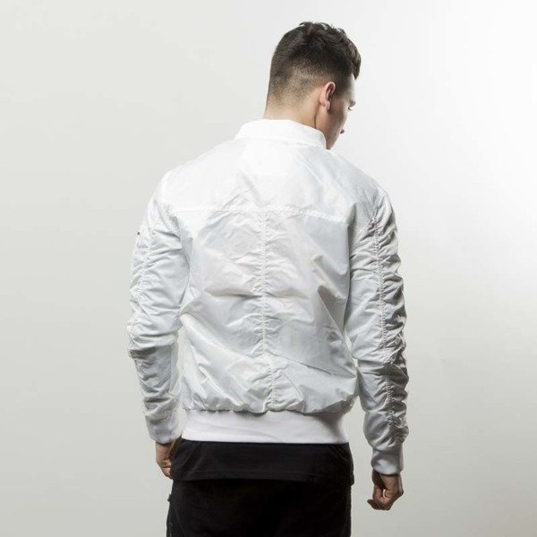Rocawear kurtka Bomber Jacket very white