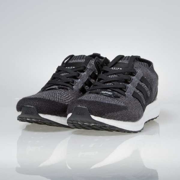 Sneakers buty Adidas Originals Equipment Support Ultra Primeknit black / white BB1241