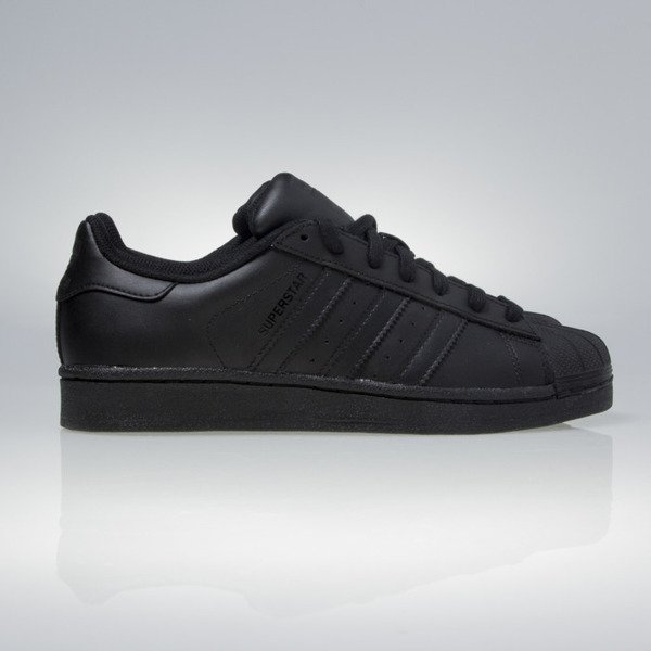 Sneakers buty Adidas Originals Superstar Foundation black (AF5666)