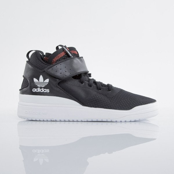 Sneakers buty Adidas Veritas X  black / white (S77633)