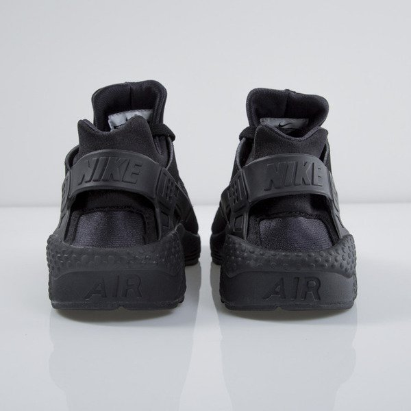 Sneakers buty Nike Air Huarache triple black (318429-003)