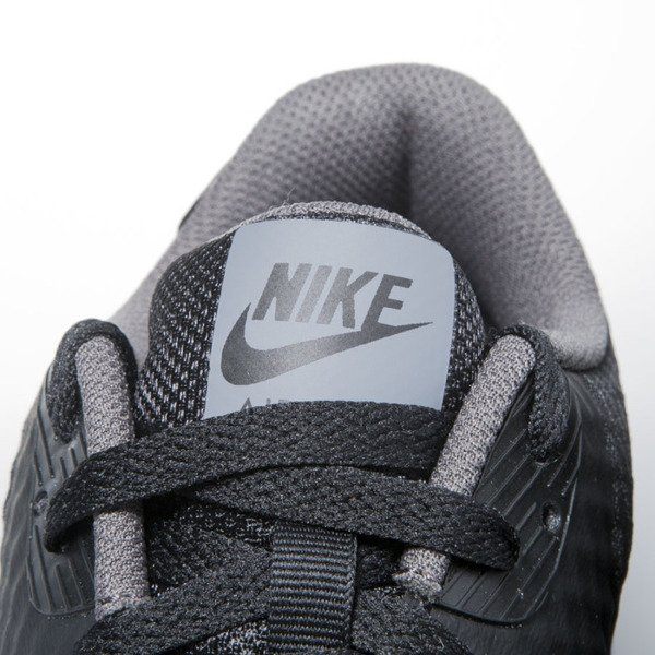 Sneakers buty Nike Air Max 90 Ultra Essential black / black-dark grey-white (819474-013)