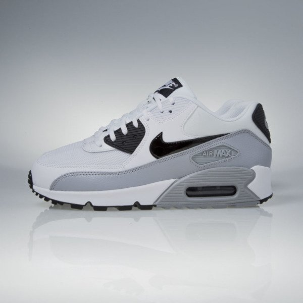 Sneakers buty Nike WMNS Air Max 90 Essential white / black-wolf grey (616730-111)
