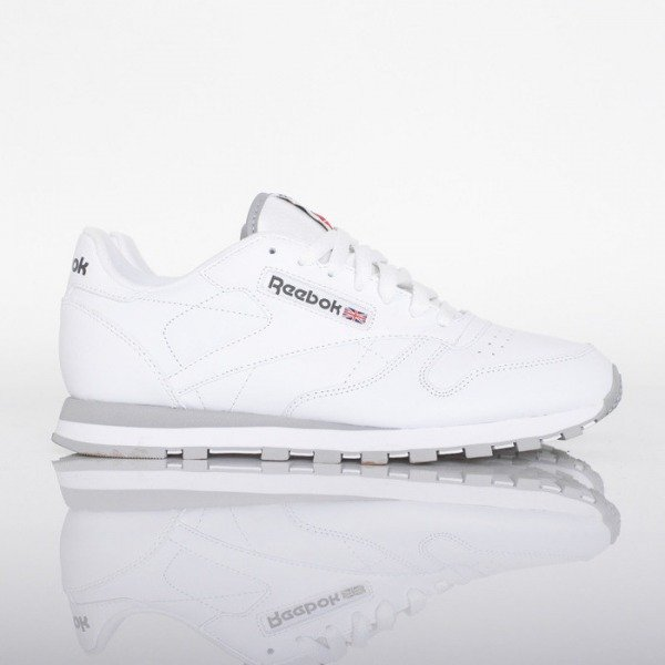 Sneakers buty Reebok Classic Leather white (2214)