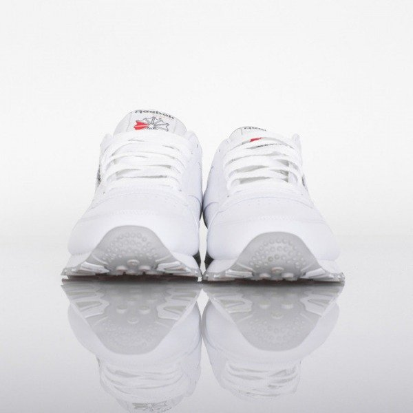35b7461a205e9 ... Sneakers buty Reebok Classic Leather white (2214) ...