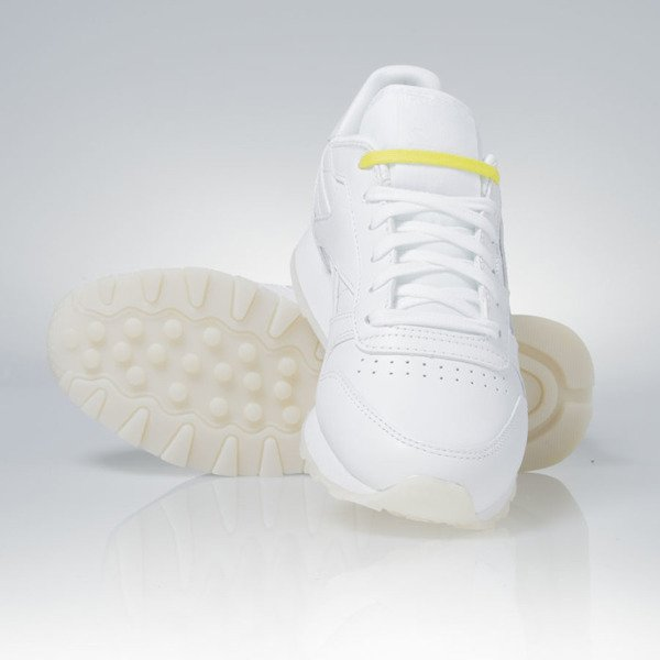 Sneakers buty Reebok WMNS Classic Leather Face clarity / wonder (BD1328)