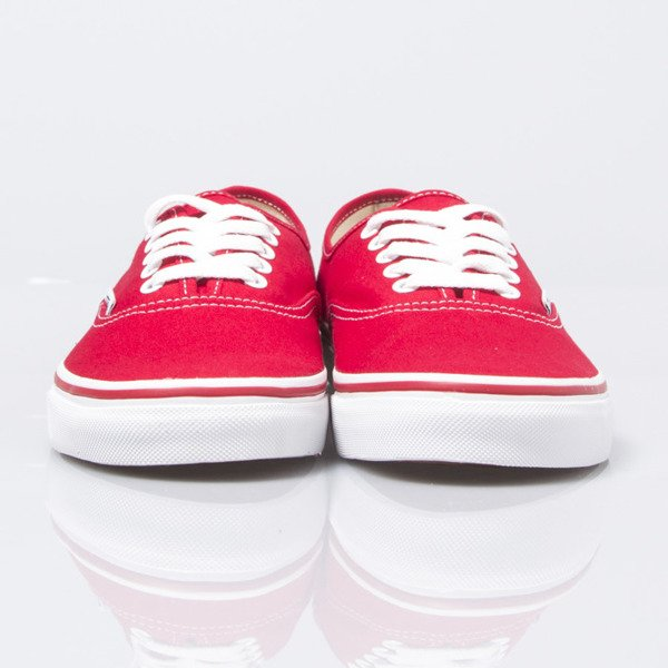 Sneakers buty Vans Authentic red (VN-0EE3RED)