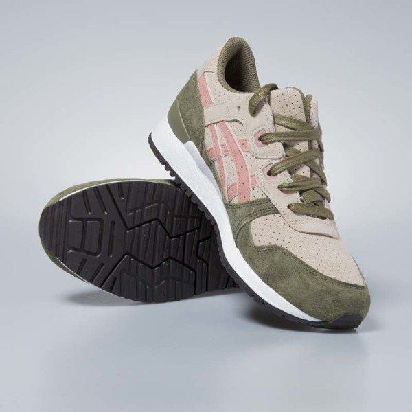 Sneakers buty damskie Asics Gel-Lyte III amberlight / rose dawn H8B6L-1725
