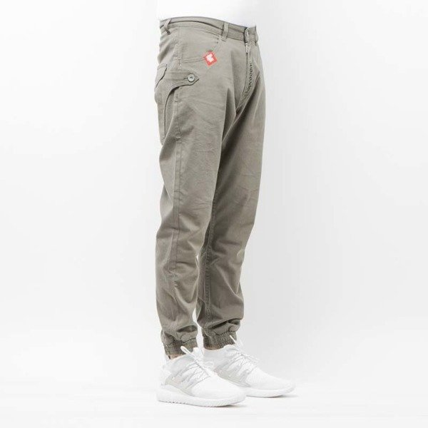 Spodnie Stoprocent pants Traveler Canvas khaki